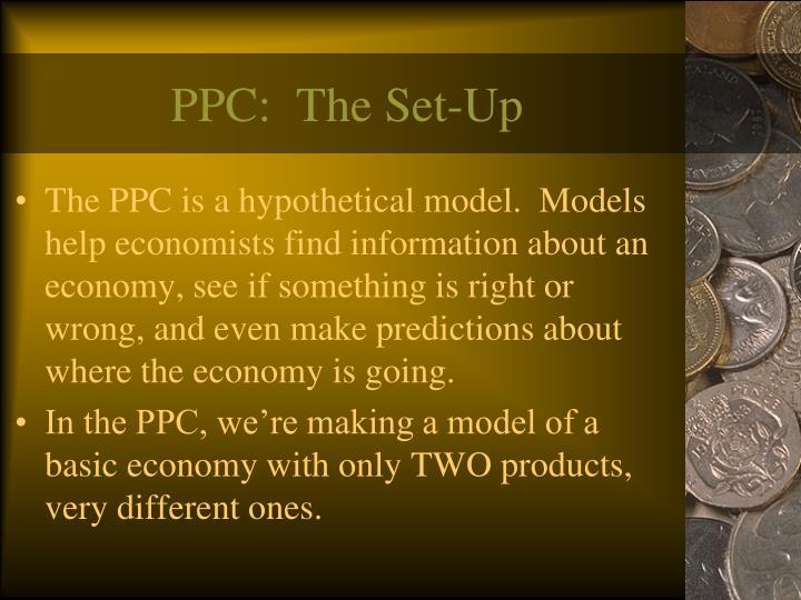 PPC:  The Set-Up