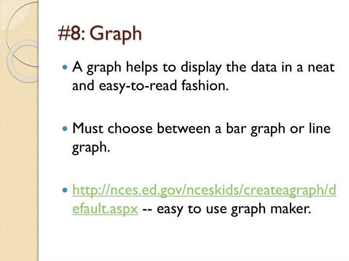 #8: Graph