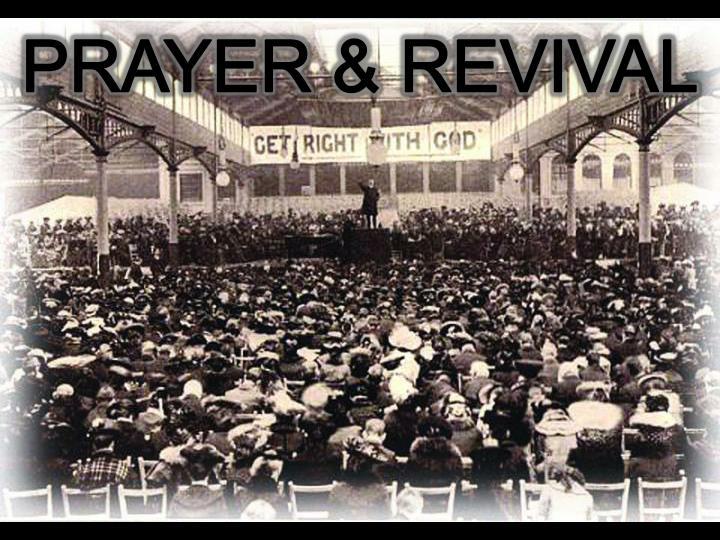 PRAYER & REVIVAL