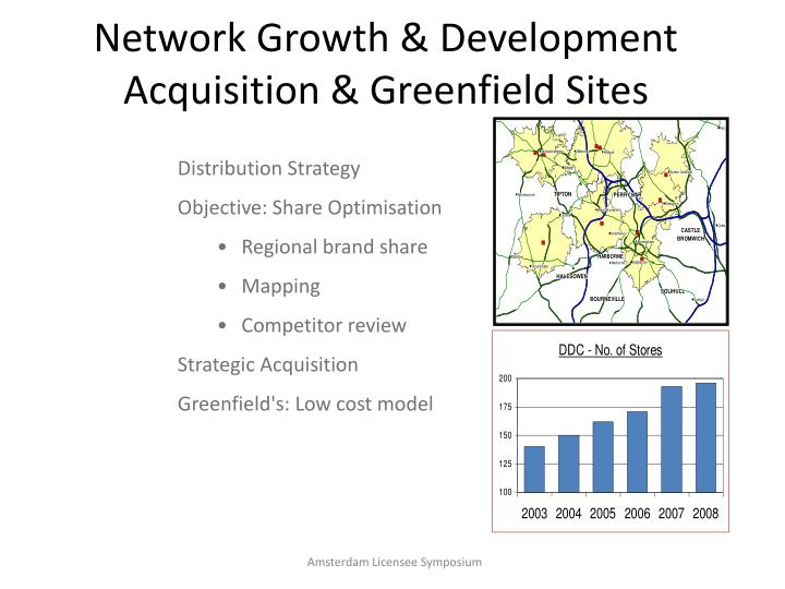 Network Growth & Development