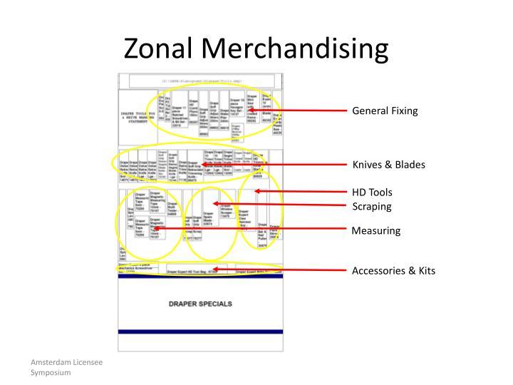 Zonal Merchandising
