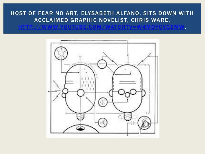 Host of Fear No ART,