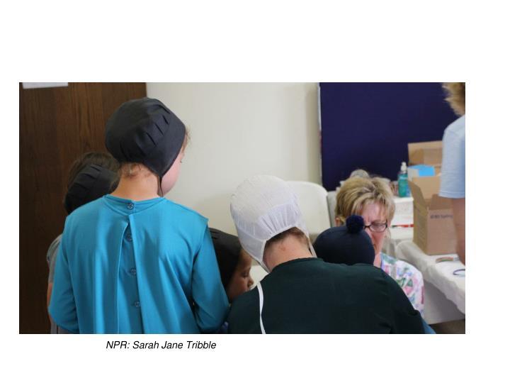NPR: Sarah Jane