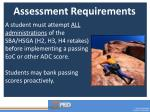 assessment requirements1