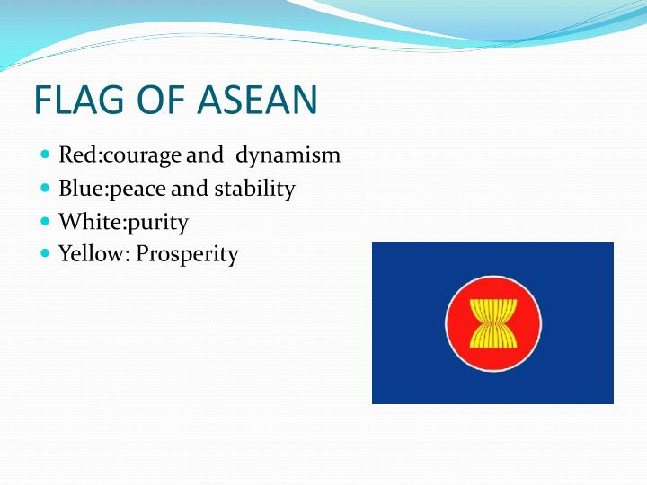 Flag of asean