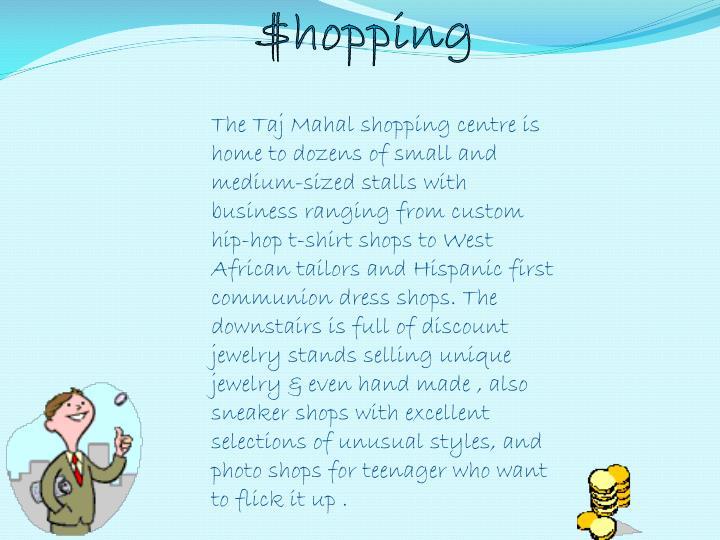 $hopping