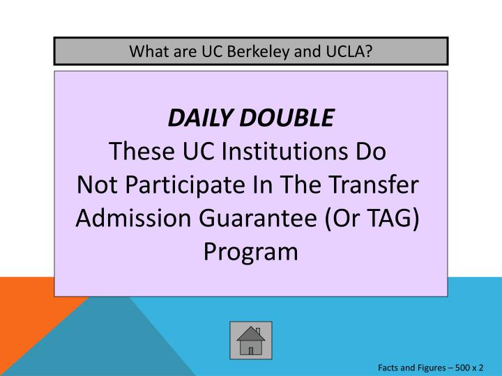 What are UC Berkeley and UCLA?