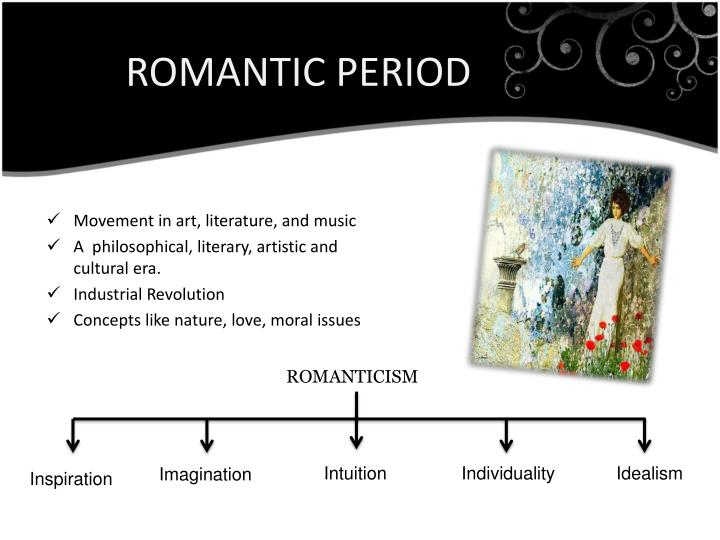 an analysis of the literature during the era of romanticism Romantic circles a refereed scholarly website devoted to the study of romantic-period literature and culture.