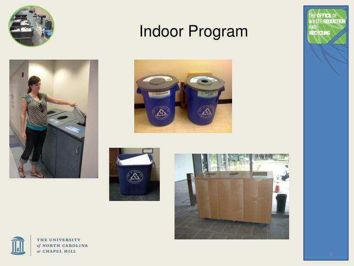 Indoor Program