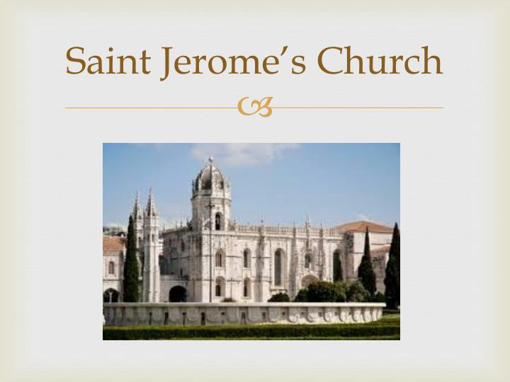 Saint Jerome's Church