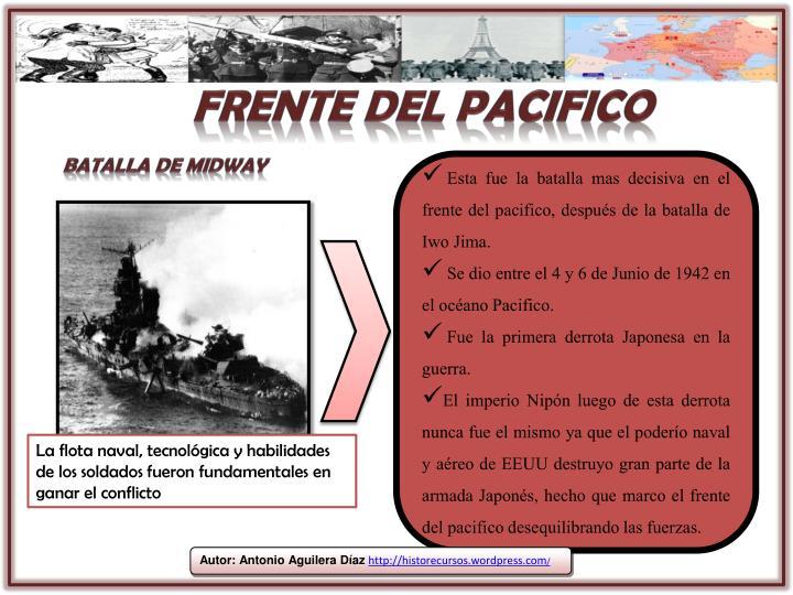 Frente del Pacifico