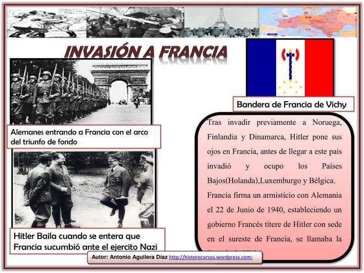 Invasión a Francia