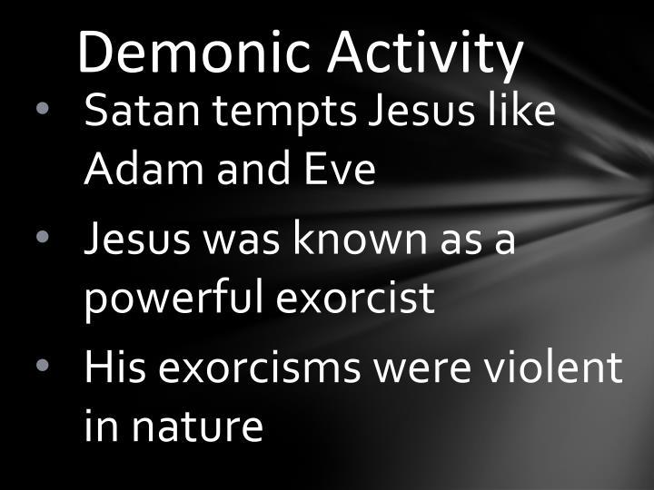 Demonic Activity