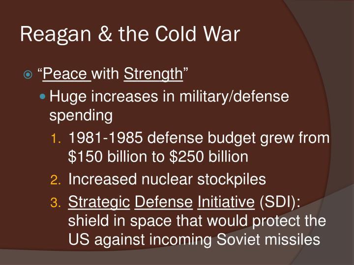 Reagan & the Cold War
