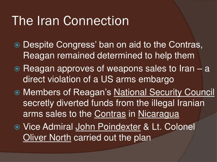 The Iran Connection
