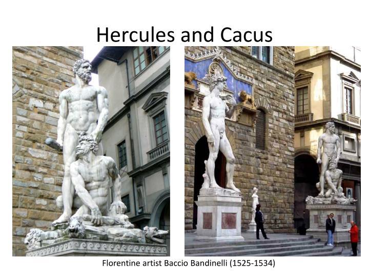 Hercules and