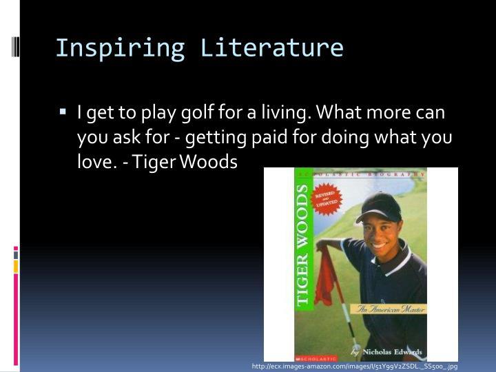 Inspiring Literature