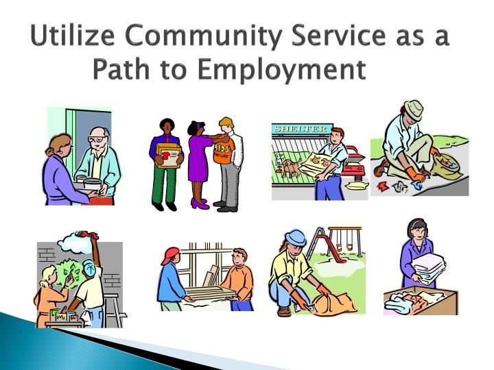 Utilize Community
