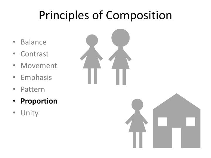 Principles of Composition