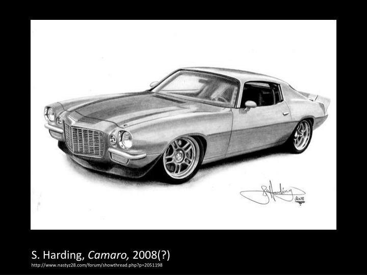 S. Harding,