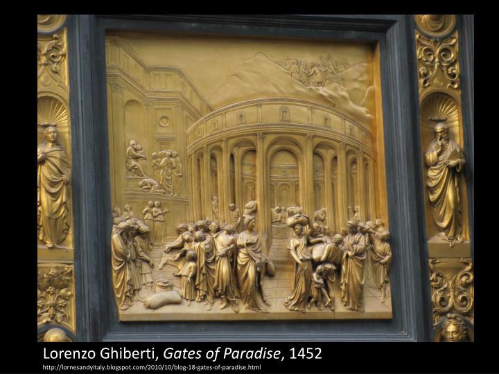 Lorenzo Ghiberti,