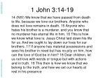 1 john 3 14 19