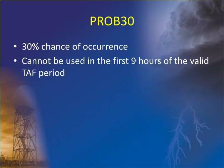 PROB30