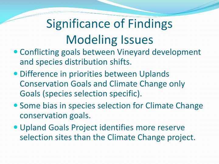 the importance of the issue of climactic changes The physical science behind climate change this story was originally posted in the july 2007 issue and projection of future changes important advances in research into all these areas have occurred since the ipcc assessment in 2001.