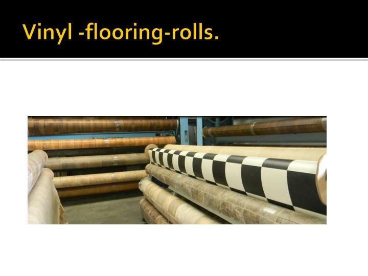 Vinyl -flooring-rolls