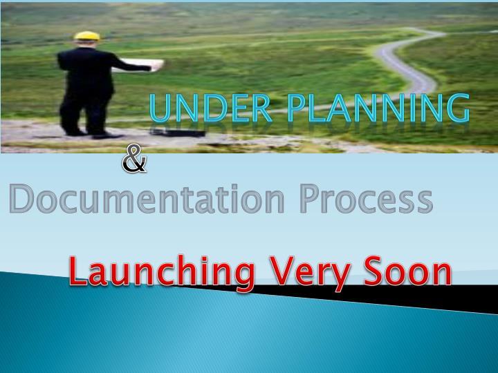 Under Planning