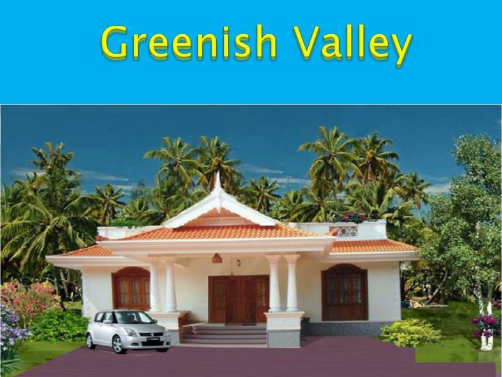 Greenish Valley