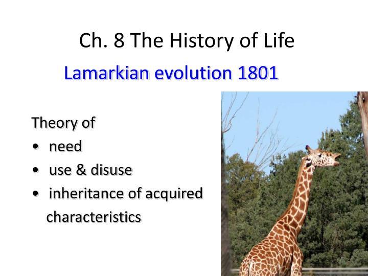 Lamarkian