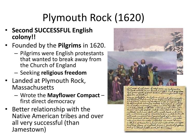 Plymouth Rock (1620)