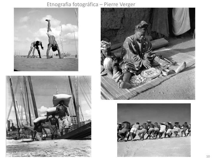 Etnografia fotográfica – Pierre Verger