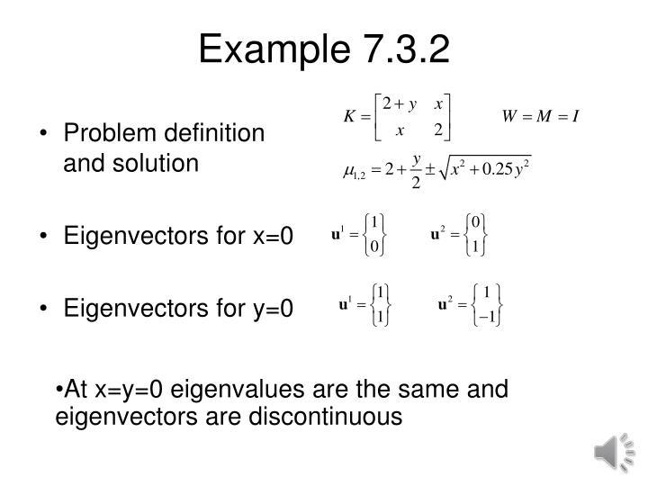 Example 7.3.2