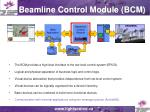 beamline control module bcm