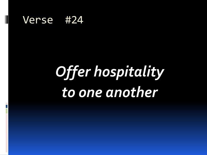 Verse  #24
