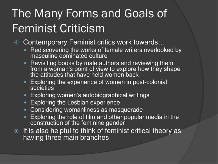 feminist critical point of view in mintey alley essay On a rose for emily : a rose for emily by free essays on feminism interesting aspects of this story if you look at it from a feminist point of view.