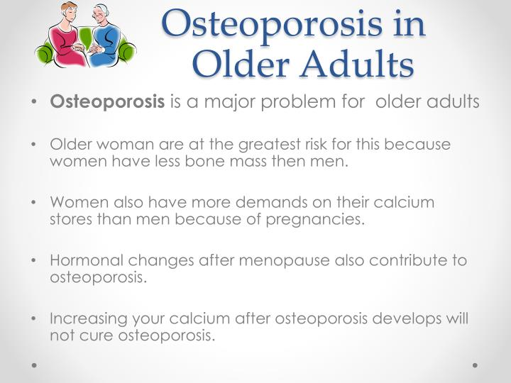 Osteoporosis in