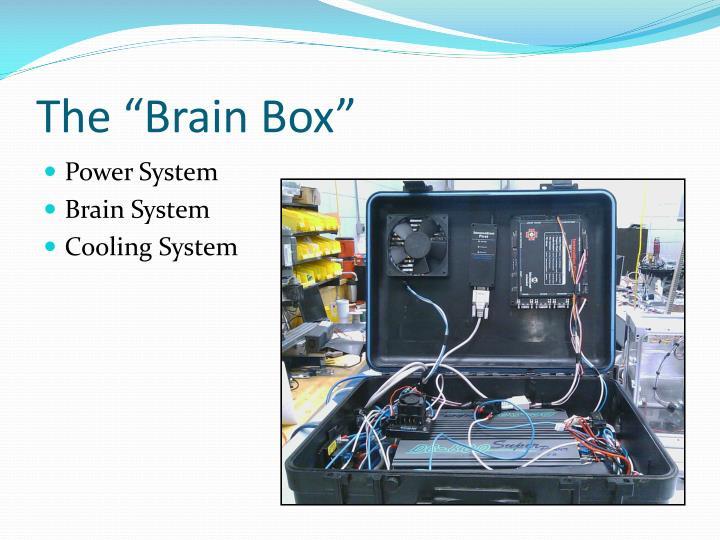 """The """"Brain Box"""""""