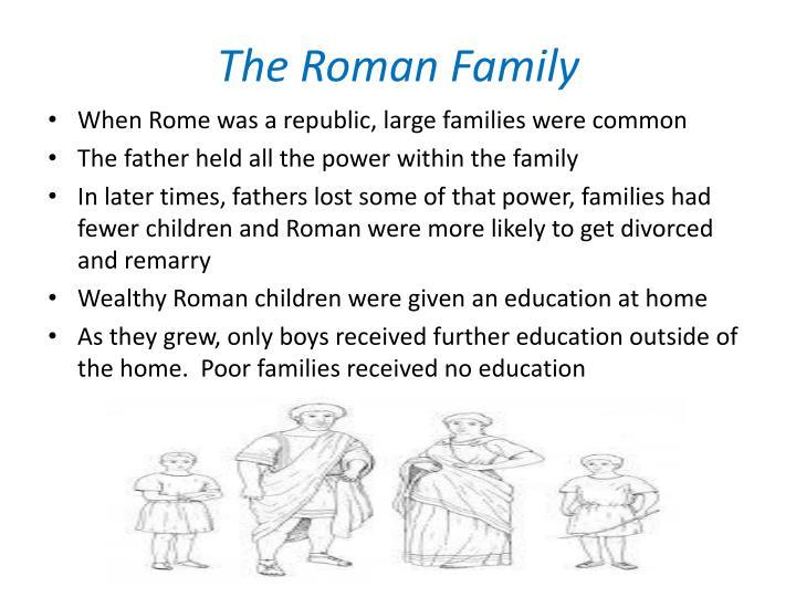 The Roman Family