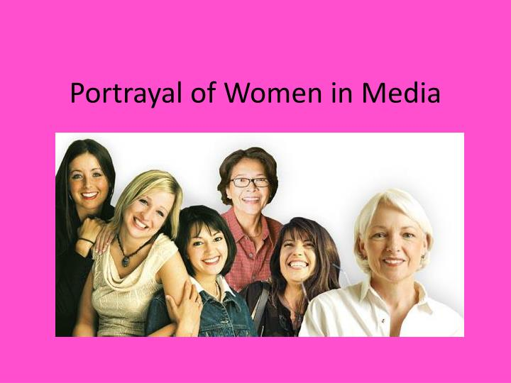 effects of media on women essay