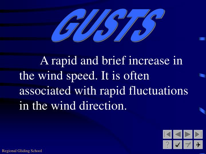 GUSTS