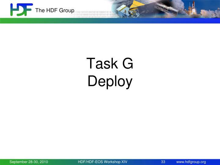 Task G