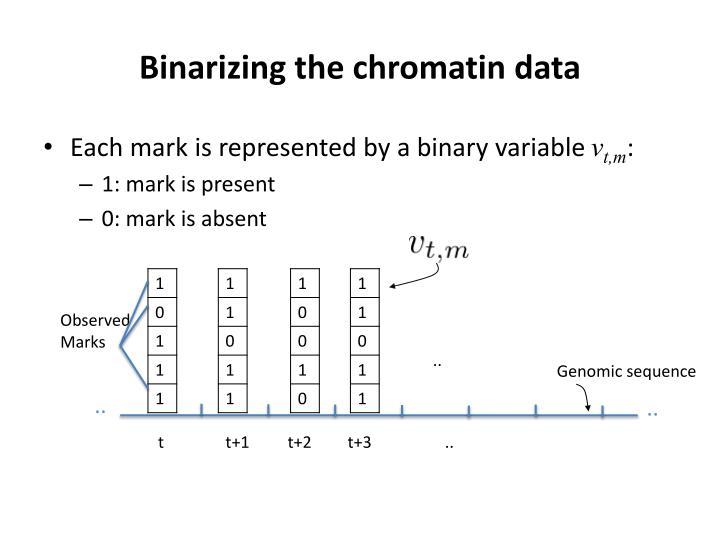 Binarizing