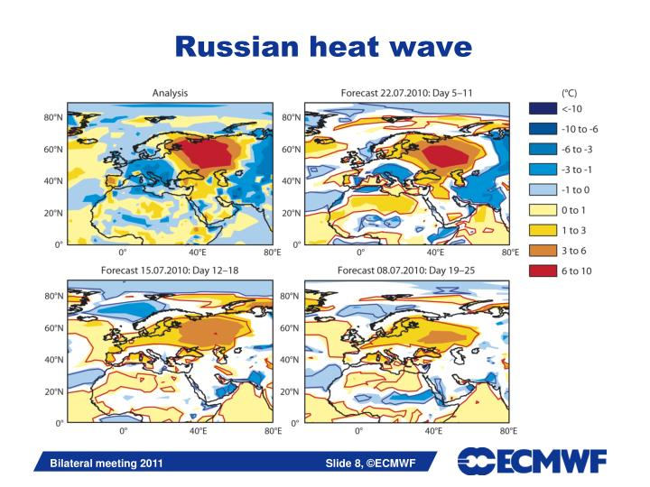 Russian heat wave