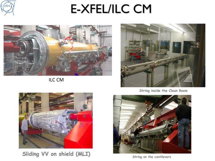 E-XFEL/ILC