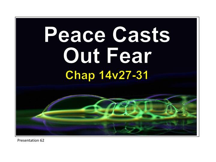 Peace Casts