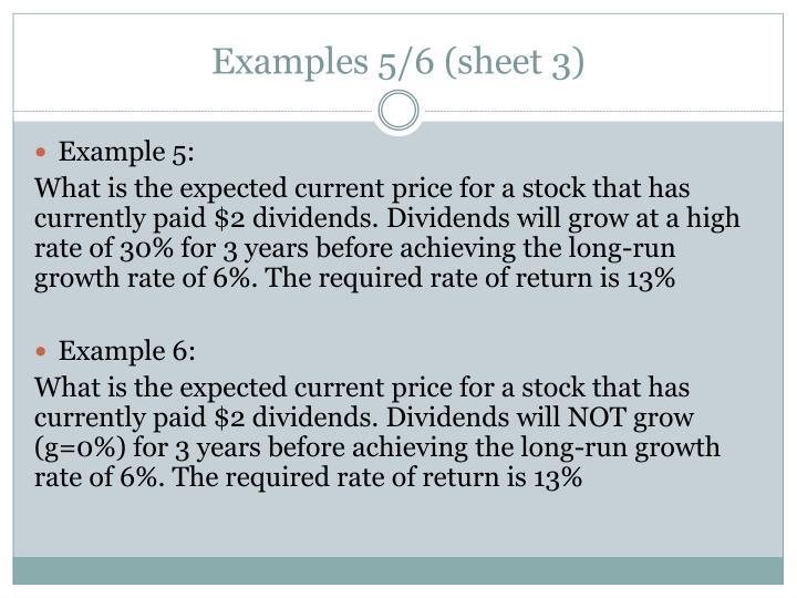 Examples 5/6 (sheet 3)