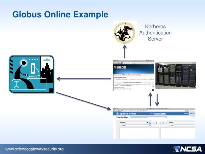 Globus Online Example